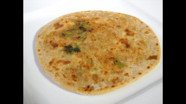 Mooli Paratha - Radish stuffed flat wheat bread
