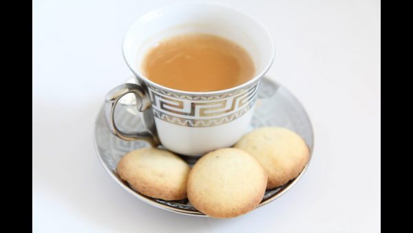 Milk and Butter cookies