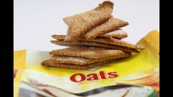 Oats and Honey Cookies