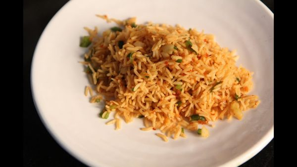 Shezwan fried rice