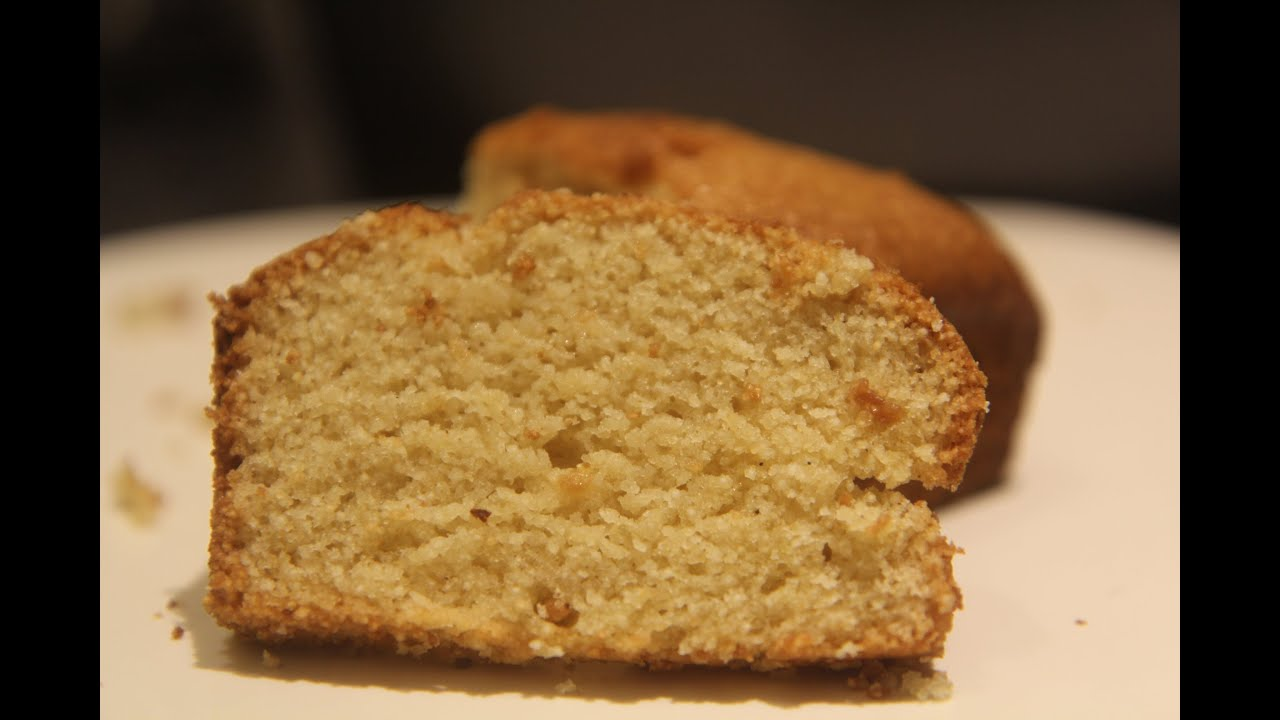 semolina cake loaf