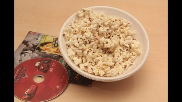 Popcorn recipe microwave