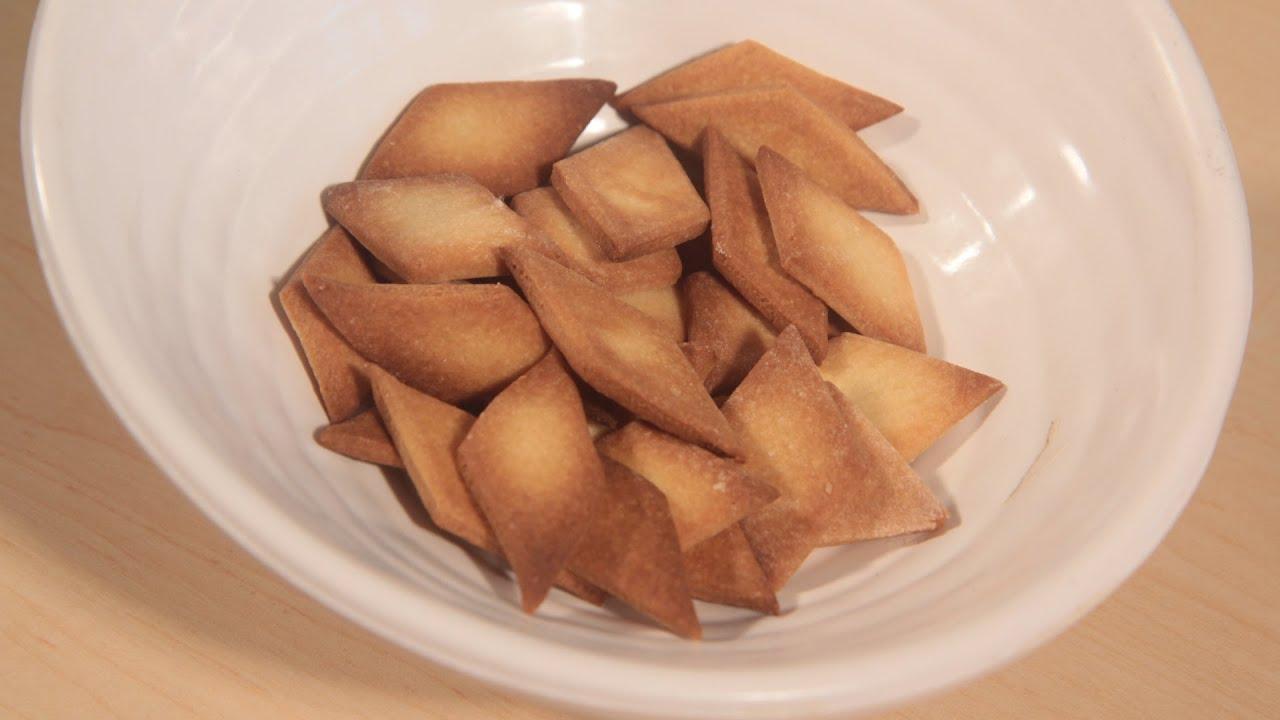 Baked shankarpali