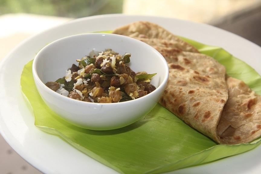 Chana curry